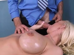 Patient sucks her doctor'_s dick, See More☞ 42cam.com