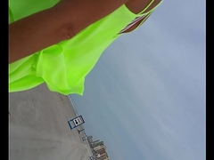 Attempte UpSkirt wide Lori C in Daytona Beach