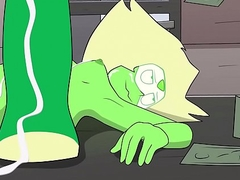 Steven Universe Peridot'_s Audition