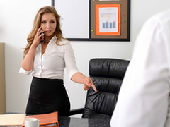 Lena Paul In burnish apply porn chapter - My Boss is so Roasting