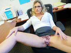 Spy Fam Step-Son Sexually Harassed By Step-Mom  Cory Chase Ripening