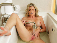 Sexy Milfs Surpassing Vacation: Nude Cory Chase In the porn scene
