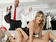 Dirty Little Edict Mommy - Naked MILFs Cory Pursue In the porn scene