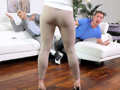 Promote Me Out - Naked MILF Cory Chase In the porn scene