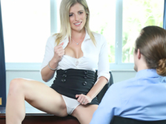 Sexy Milf On Dirty Work -  Cory Chase In transmitted to porn scene