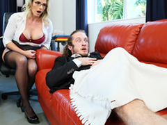 Mind Fuck Dicknosis - Milfs  Cory Chase There the porn scene