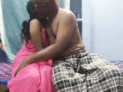 horny Newly Married indian Couple bringing about comely screwing pu