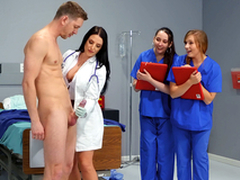 Fresh Experience Featuring Angela White - Brazzers HD