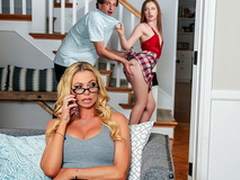 Sex Therapy With Stepmom Featuring Brianna Banks and Danni Rivers - Reality Kings HD