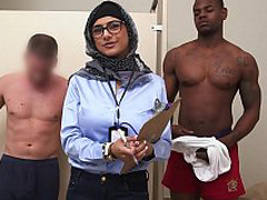 MIA KHALIFA - My Ultimate Interracial Chubby Dick Challenge