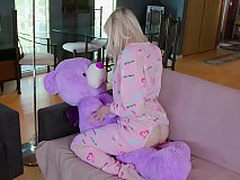 ExxxtraSmall - Hot Blond Teen Fucked Hardcore By BWC