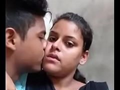 Desi college lovers hot nuzzle