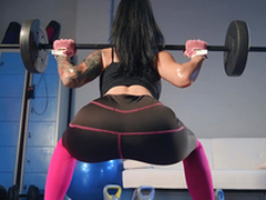 Assignation Workout Rubdown Featuring Katrina Jade - Brazzers HD
