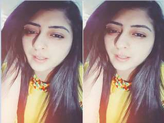 Today Exclusive- Amna Sabir Tiktok Girl Leak Video