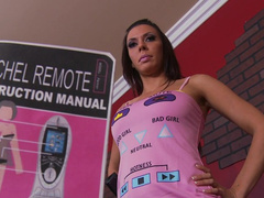 Blowjob is a difficulty first XXX command for defeated humanoid Rachel Starr