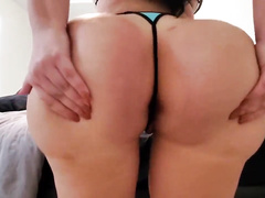 Fabulous thick loot be required of an Indian sexy milf XXX babe Lana in action