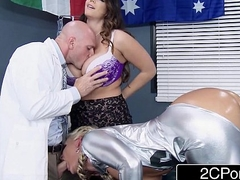 Ski Hill Medical A handful of Loves there Fuck Patients - Alison Tyler, Phoenix Marie